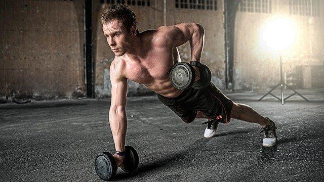 ćwiczenia na mięśnie grzbietu